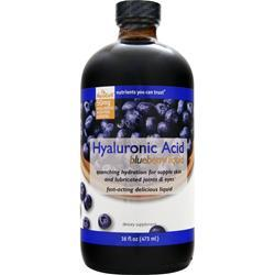 NEOCELL Hylauronic Acid (liquid) Blueberry 16 oz