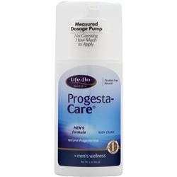 LIFE-FLO Progesta-Care Body Cream -  Men's Formula 3 oz