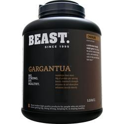 BEAST SPORTS NUTRITION Gargantua Chocolate 5.15 lbs