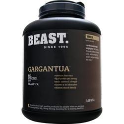 BEAST SPORTS NUTRITION Gargantua Vanilla 5.15 lbs