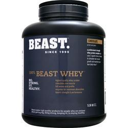 Beast Sports Nutrition 100% Beast Whey Chocolate 5.16 lbs
