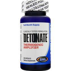 Gaspari Nutrition Detonate - Thermogenic Amplifier 60 caps