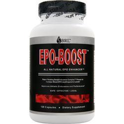 BRL EPO-Boost 120 caps