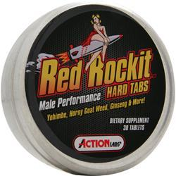 ACTION LABS Red Rockit Hard Tabs 30 tabs