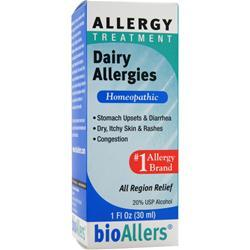 BIOALLERS Allergy Treatment - Dairy Allergies 1 fl.oz