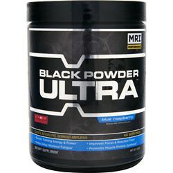 MRI Black Powder ULTRA Blue Raspberry 240 grams