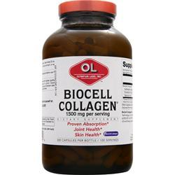 OLYMPIAN LABS Biocell Collagen 300 caps