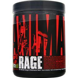 Universal Nutrition Animal Rage Powder Apple Jacked 333 grams