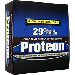UNIVERSAL NUTRITION Proteon High Protein Bar Chocolate PB Deluxe 12 bars