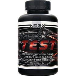 NRG-X LABS Maxx Test 210 caps