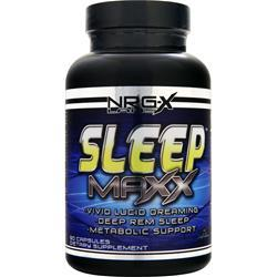 NRG-X Labs Sleep Maxx 90 caps