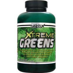 NRG-X Labs Xtreme Greens 180 caps