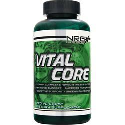 NRG-X Labs Vital Core 270 vcaps