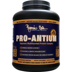 Ronnie Coleman Pro-Antium - Supreme Multifaceted Protein Complex Strawberry Shortcake 4.74 lbs