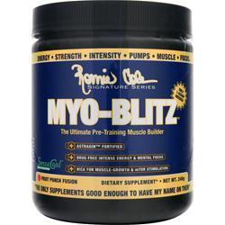 RONNIE COLEMAN Myo-Blitz Fruit Punch Fusion 240 grams