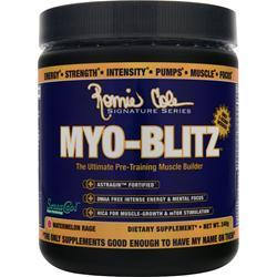 RONNIE COLEMAN Myo-Blitz Watermelon Rage 240 grams
