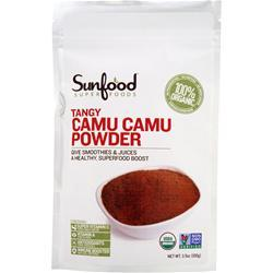 Sunfood Tangy Camu Camu Powder 3.5 oz