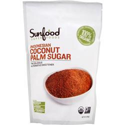 Sunfood Indonesian Coconut Palm Sugar 1 lbs