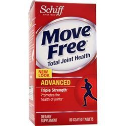 SCHIFF Move Free Total Joint Health - Advanced Triple Strength 80 tabs