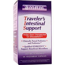 MRM Traveler's Intestinal Support 60 vcaps