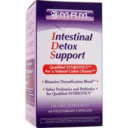 MRM Intestinal Detox Support 60 vcaps