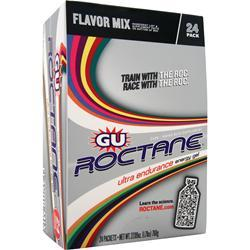 GU Roctane Ultra Endurance Energy Gel Flavor Mix 24 pckts