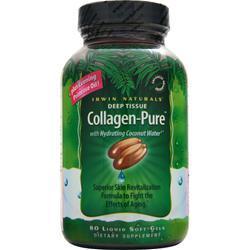 Irwin Naturals Collagen-Pure 80 sgels