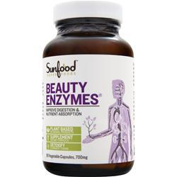 SUNFOOD Beauty Enzymes 90 vcaps