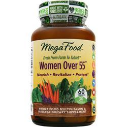 MEGAFOOD Women Over 55 60 tabs