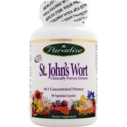 Paradise Herbs St. John's Wort 90 vcaps