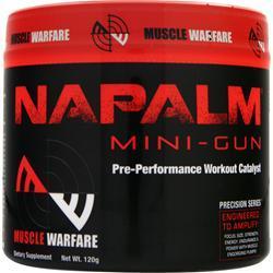 Muscle Warfare Napalm Mini-Gun Watermelon 120 grams