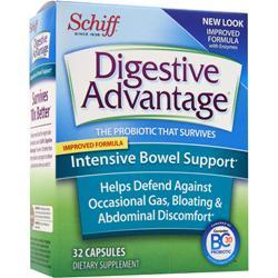 SCHIFF Digestive Advantage - Intensive Bowel Support 32 caps