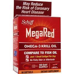 Schiff MegaRed 60 sgels