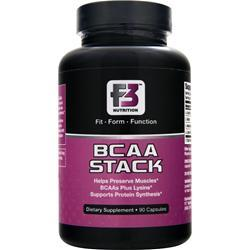 F3 Nutrition BCAA Stack 90 caps