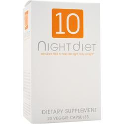 Creative Bioscience 10 Night Diet 20 vcaps