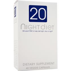 CREATIVE BIOSCIENCE 20 Night Diet 40 vcaps