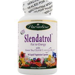 Paradise Herbs Slendatrol 90 vcaps