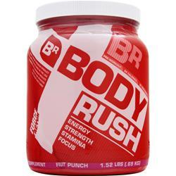 FORCE FACTOR Body Rush Fruit Punch 1.52 lbs