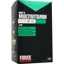 Force Factor Men's Multivitamin 70 tabs