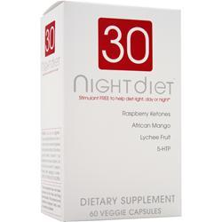 CREATIVE BIOSCIENCE 30 Night Diet 60 vcaps