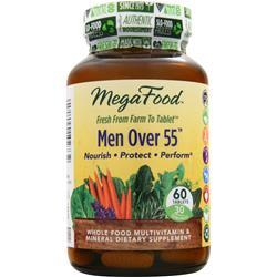 MEGAFOOD Men Over 55 60 tabs