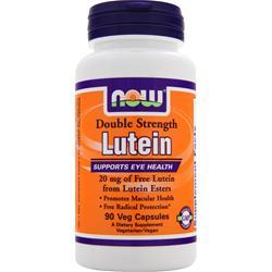 NOW Lutein (20mg) 90 vcaps