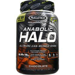 MUSCLETECH Anabolic Halo Chocolate 2.4 lbs