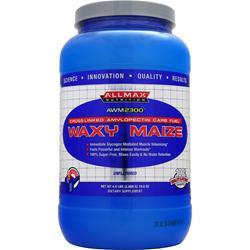 ALLMAX NUTRITION Waxy Maize Unflavored 4.4 lbs