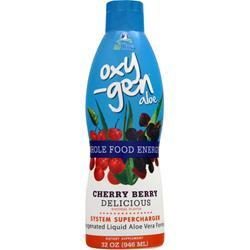 ALL ONE Oxy-gen Aloe Cherry Berry Delicious 32 oz