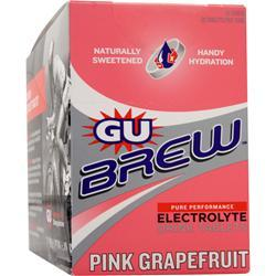 Gu Brew Electrolyte Drink Tablets Pink Grapefruit 120 tabs