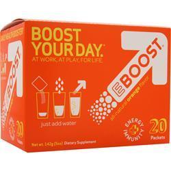 VitalizeLabs Eboost Orange 20 pckts
