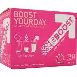VITALIZELABS Eboost Pink Lemonade 20 pckts