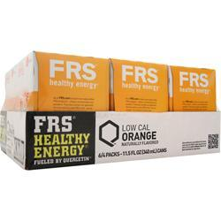 FRS Ready-To-Drink Cans Low Cal Orange 24 cans