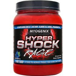 Myogenix Hyper Shock Rage Blue Raspberry 1.94 lbs